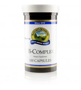 Vitamin B-Complex (100 Caps)