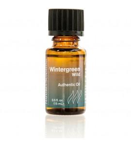 Wintergreen, Wild Essential Oil (15 ml)