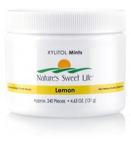 Xylitol Mints (Lemon) (240)