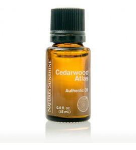 Cedarwood Authentic Essential Oil (15 ml)