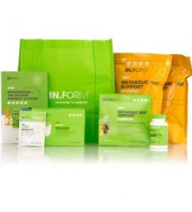 IN.FORM Metabolic Age Support Maintenance Kit - Soy Protein