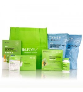 IN.FORM Metabolic Age Support Maintenance Kit - Whey