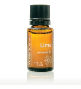 Lime Authentic Essential Oil (15 ml)
