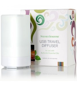 Mini USb Travel Essential Oil Diffuser