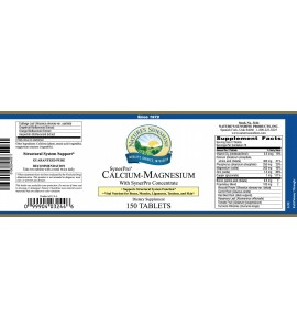Calcium-Magnesium, SynerPro® (150 Tabs)