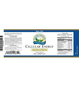 Cellular Energy (60 Caps)
