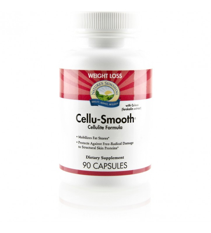 Cellu-Smooth® w/Coleus (90 Caps)