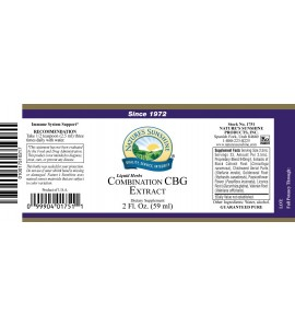 Combination CBG Extract (2 fl. oz.)