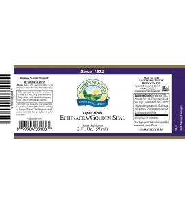 Echinacea/Golden Seal Liquid (2 fl. oz.)