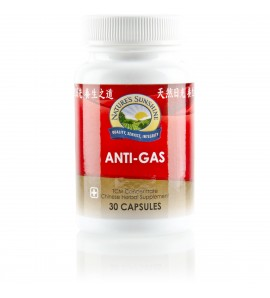 Anti-Gas TCM Concentrate (30 Caps)