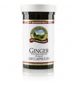 Ginger (100 Caps)