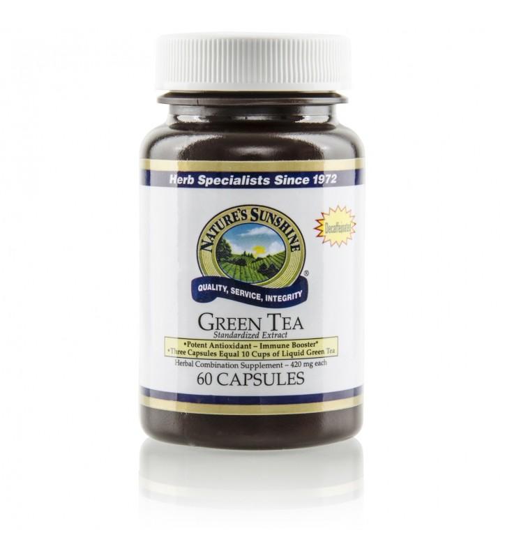 Green Tea Extract (60 Caps)