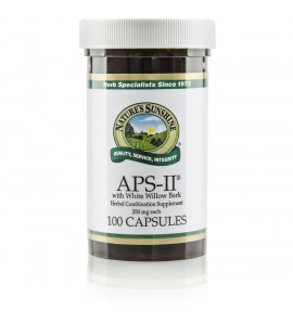 APS II® w/ White Willow Bark (100 Caps)