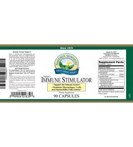 Immune Stimulator (90 Caps) label