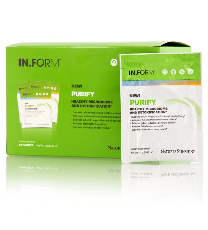 IN.FORM Purify Drink Mix (30 packets)