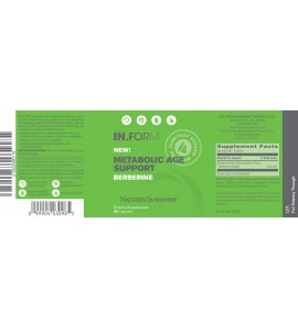 IN.FORM All-In-One Stacking Shaker Bottle label