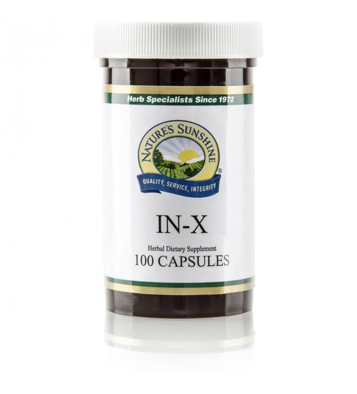 IN-X (100 Caps)
