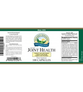 Joint Health, Ayurvedic (100 Caps)