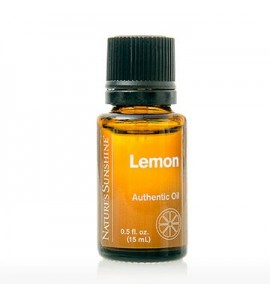 Lemon Essential Oil (15 ml)
