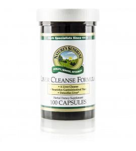 Liver Cleanse Formula (100 Caps)
