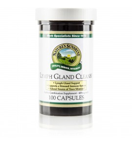 Lymph Gland Cleanse (100 Caps)
