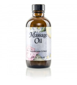 Massage Oil (4 fl. oz.)