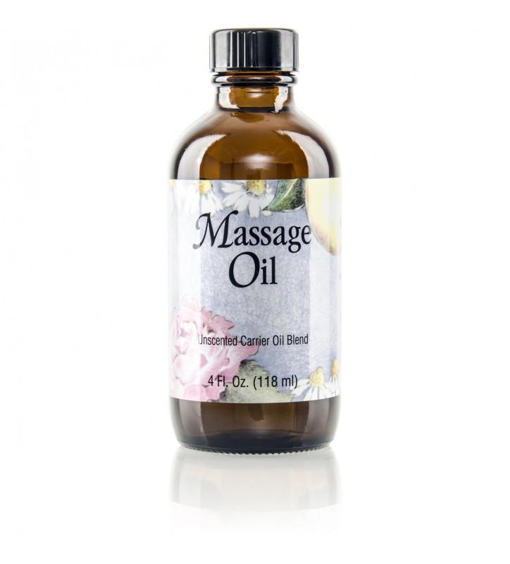 Massage Oil (4 fl. oz.)