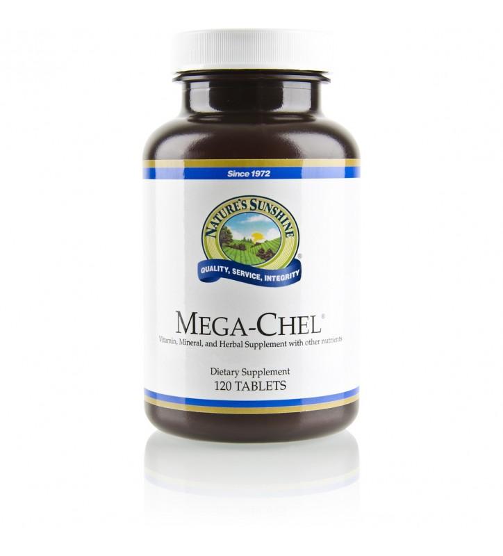 Mega-Chel® (120 Tabs)