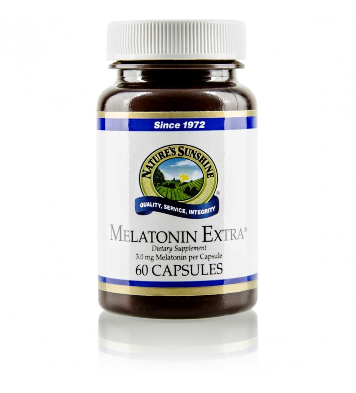Melatonin Extra® (3 mg) (60 Caps)