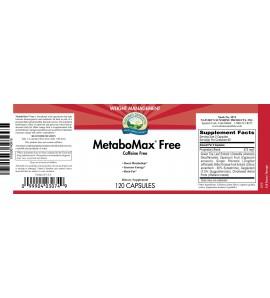 Metabomax Free (120 Capsules)