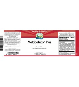 Metabomax Plus (120 Capsules)