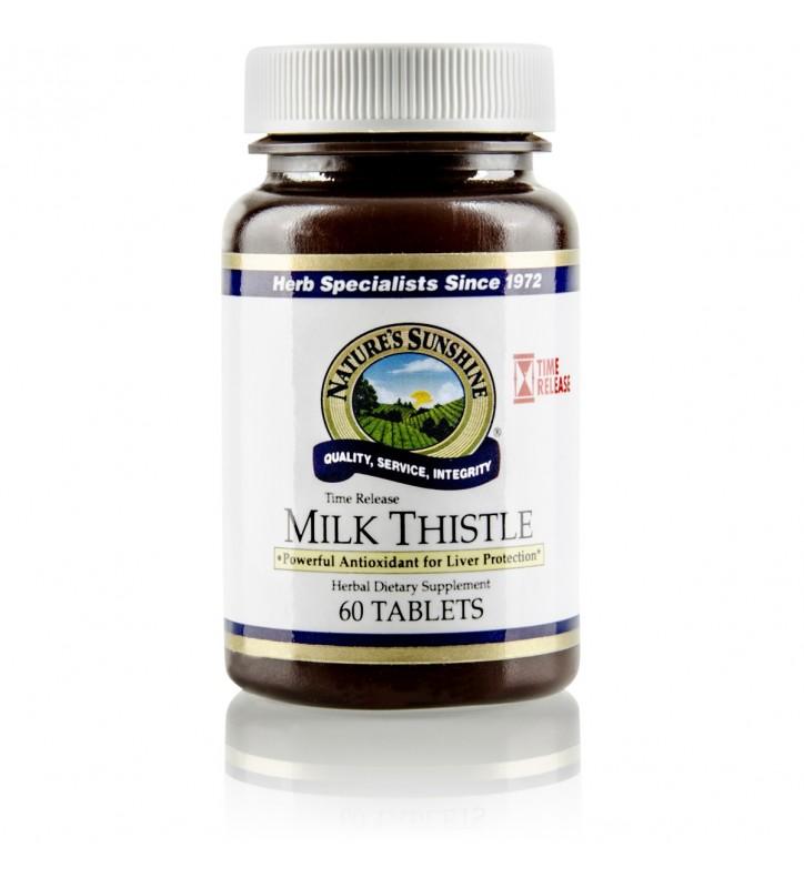 Milk Thistle T/R (60 Tabs)