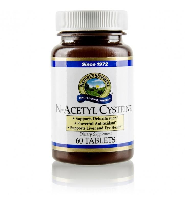 N-Acetyl Cysteine (300 mg) (60 Tabs)