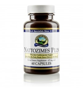 Nattozimes Plus (60 Caps)