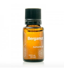 Bergamot Essential Oil (15 ml)