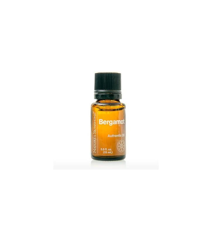 Bergamot Essential Oil (15 ml)