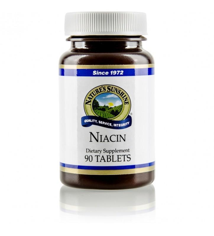 Niacin (250 mg) (90 Tabs)