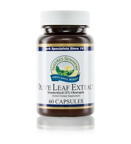 Olive Leaf Extract Concentrate (60 Caps)