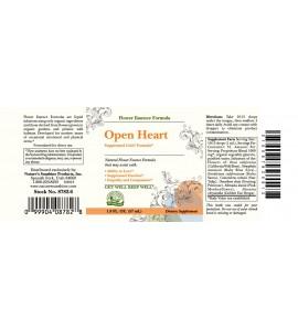 Open Heart (Suppressed Grief Formula) (2 Fl Oz)