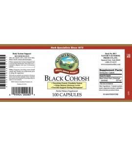 Black Cohosh (100 Caps)