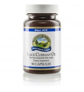 Black Currant Oil (90 Softgel Caps)