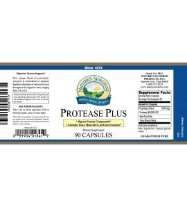 Protease Plus (90 Caps)