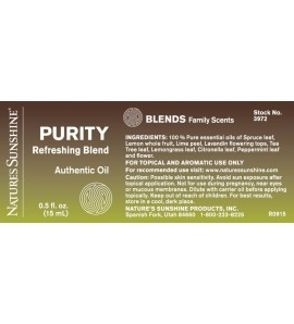 PURITY Refreshing Blend (15 ml)