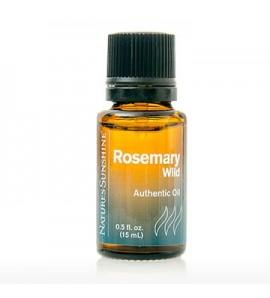 Rosemary, Wild Essential Oil (15 ml)