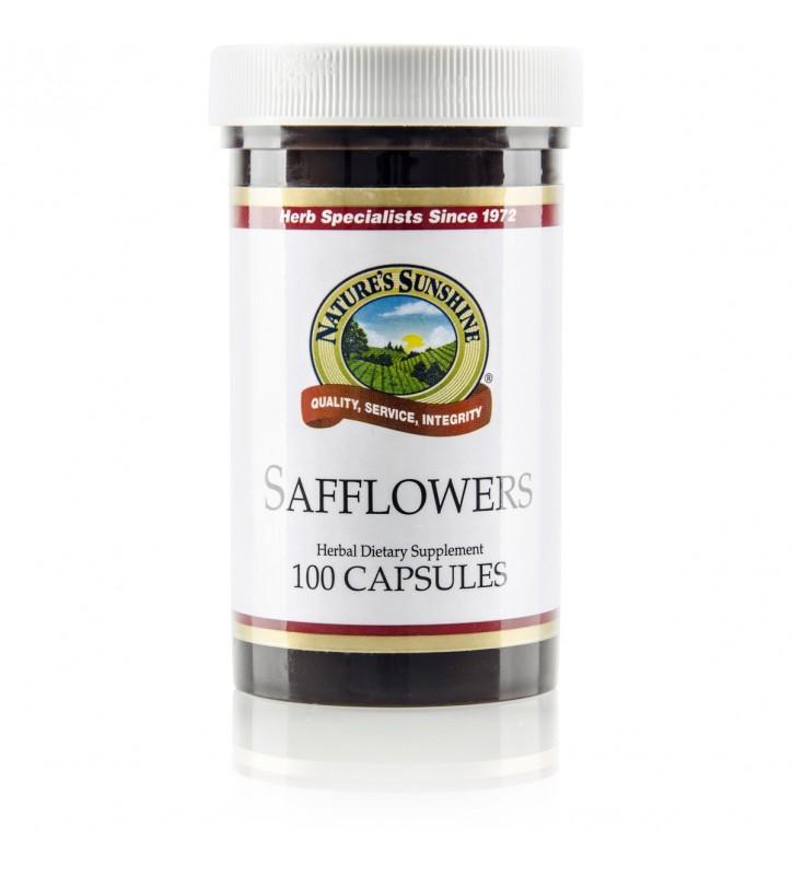 Safflowers (100 Caps)