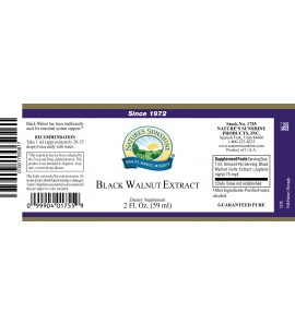Black Walnut Extract (2 fl. oz.)