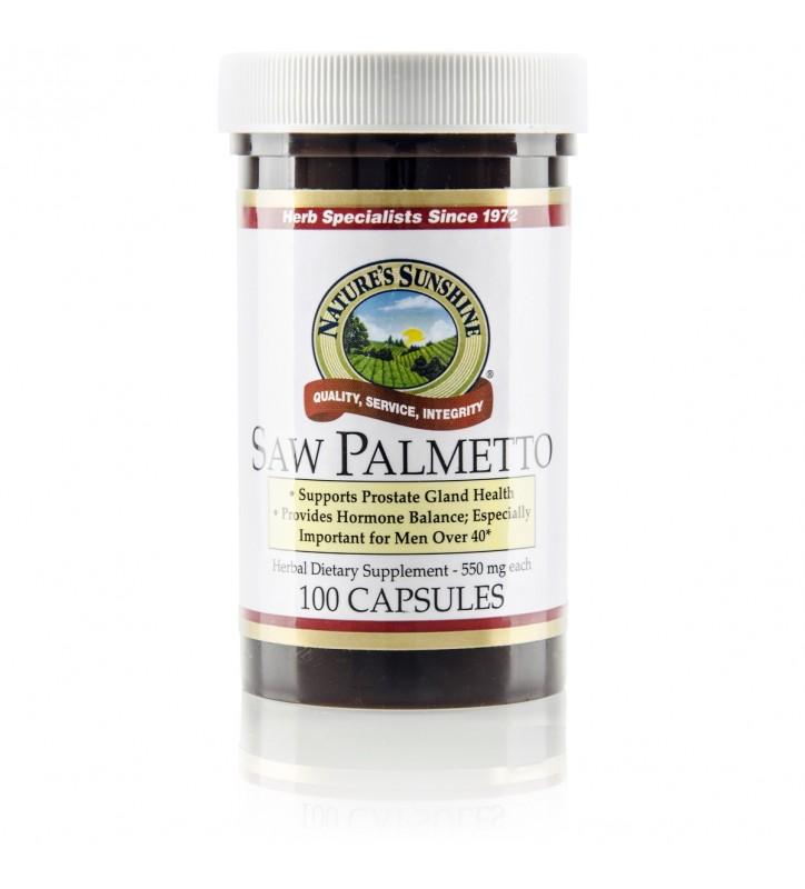 Saw Palmetto (100 Caps)
