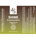 Shine Energizing Blend Roll-On (10 ml) label
