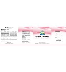 Solstic Immune (30 Packs) label