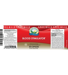 Blood Stimulator TCM Concentrate (30 Caps)